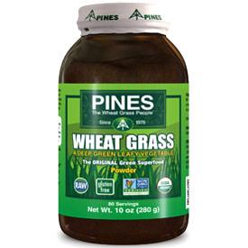 Wheat Grass Powder 100% pure 10 oz from Pines International