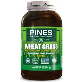 Wheat Grass Powder 100% pure 24 oz from Pines International