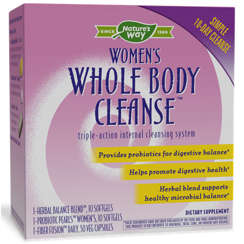 Whole Body Yeast Balance, 1 Kit, Enzymatic Therapy