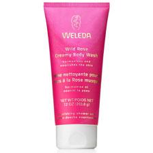 Weleda Wild Rose Creamy Body Wash, 7.2 oz