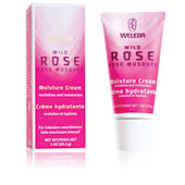 Weleda Wild Rose Moisture Cream, 1 oz