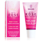Weleda Wild Rose Night Cream, 1 oz