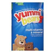 Yummi Bears To Go! Daily Multi Vitamin, 15 Packets, Hero Nutritionals