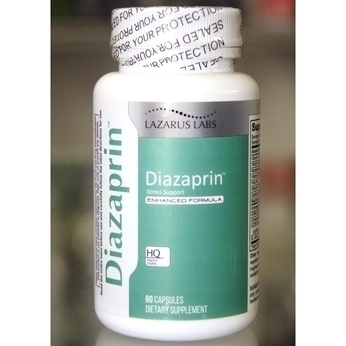 Zanaprin, Anxiety & Stress Relief, 30 Tablets