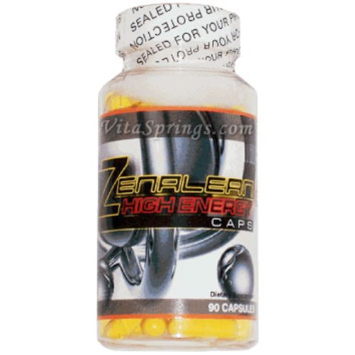 ZenaLean High Energy Diet Pill, 90 Capsules ShopFest Money Saver