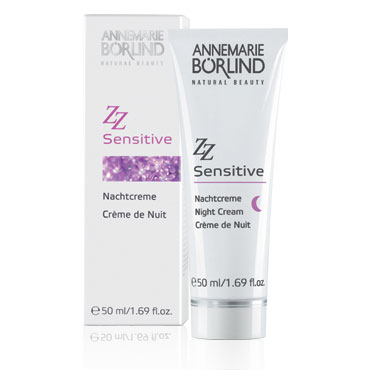 ZZ Hypersensitive Night Cream, 1.7 oz, AnneMarie Borlind